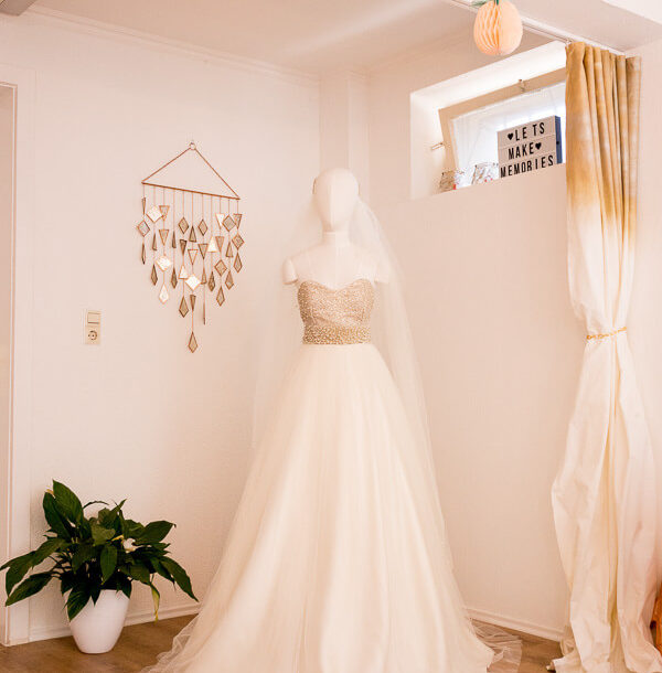 Brautkleid Showroom