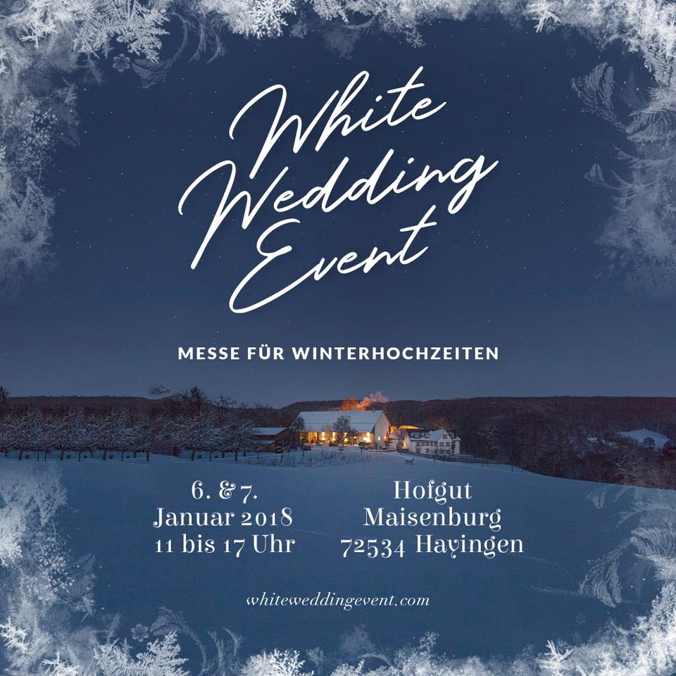 White Wedding Event - Winterhochzeitsmesse